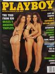 November 1993 issue of Playboy magazine.  Entertainment for men
