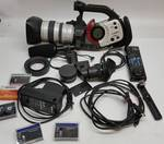 Canon XL2 3CCD MiniDV Camcorder w/16x Optical Zoom in a Pelican 1600 case