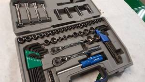 New and looks pretty complete Kobalt tool kit
