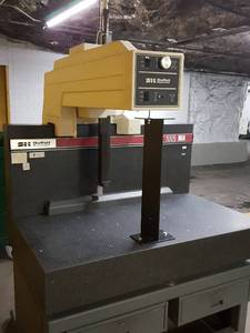 Bidding on this Cordax 1808 MEA Measuring Machine