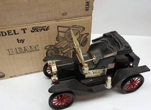 This has got to be a rare one (1903 Model T Ford)