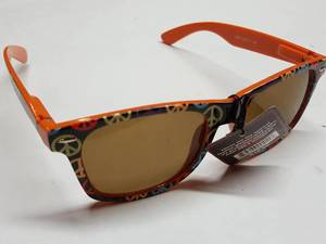 New and listed at retail price $19.95 is this set of cool sun glasses