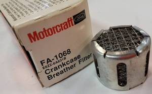 New inline fuel filter Motorcraft FA-1068