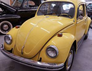 Fun Bug 1969 restored and ready to enjoy Volkswagen 1600 dual port
