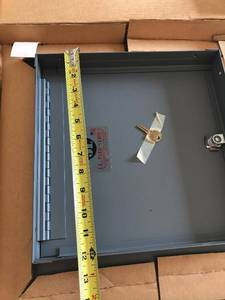 "12"" x 12"" Access Panel with Key"