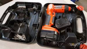 Not much if any use on this Black & Decker 12 volt