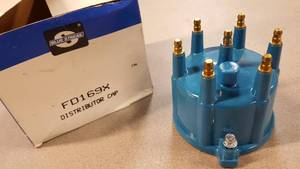 New Blue Streak 6 cylinder Distributor Cap