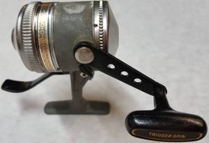 UL4 Classic Zebco feather touch Fishing reel