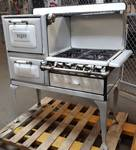 How cool is this '31 Roper gas stove and oven ready to go for Thanksgiving