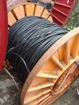 Large Spool of Communication Wire 44x33.5 Iron Spool